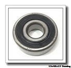 15 mm x 42 mm x 13 mm  NTN 6302LLB deep groove ball bearings