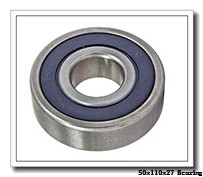 50 mm x 110 mm x 27 mm  KOYO 6310-2RU deep groove ball bearings