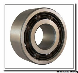 65 mm x 120 mm x 23 mm  ISB 6213 N deep groove ball bearings