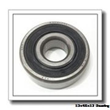 15 mm x 42 mm x 13 mm  NACHI 7302DT angular contact ball bearings