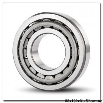 55 mm x 120 mm x 29 mm  NSK HR30311J tapered roller bearings