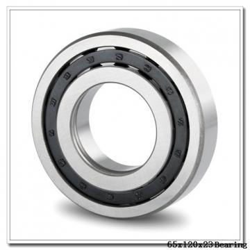 65,000 mm x 120,000 mm x 23,000 mm  NTN NF213E cylindrical roller bearings