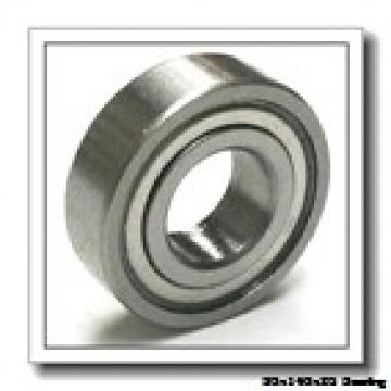 80 mm x 140 mm x 26 mm  NSK 7216 A angular contact ball bearings