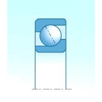 45 mm x 58 mm x 7 mm  NTN 7809CG/GNP42 angular contact ball bearings