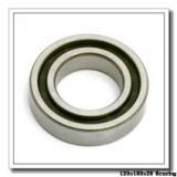 120 mm x 180 mm x 28 mm  ISB 1024 B angular contact ball bearings