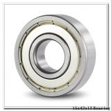 15 mm x 42 mm x 13 mm  NACHI 7302BDT angular contact ball bearings
