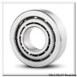 50 mm x 110 mm x 27 mm  NKE NJ310-E-TVP3+HJ310-E cylindrical roller bearings